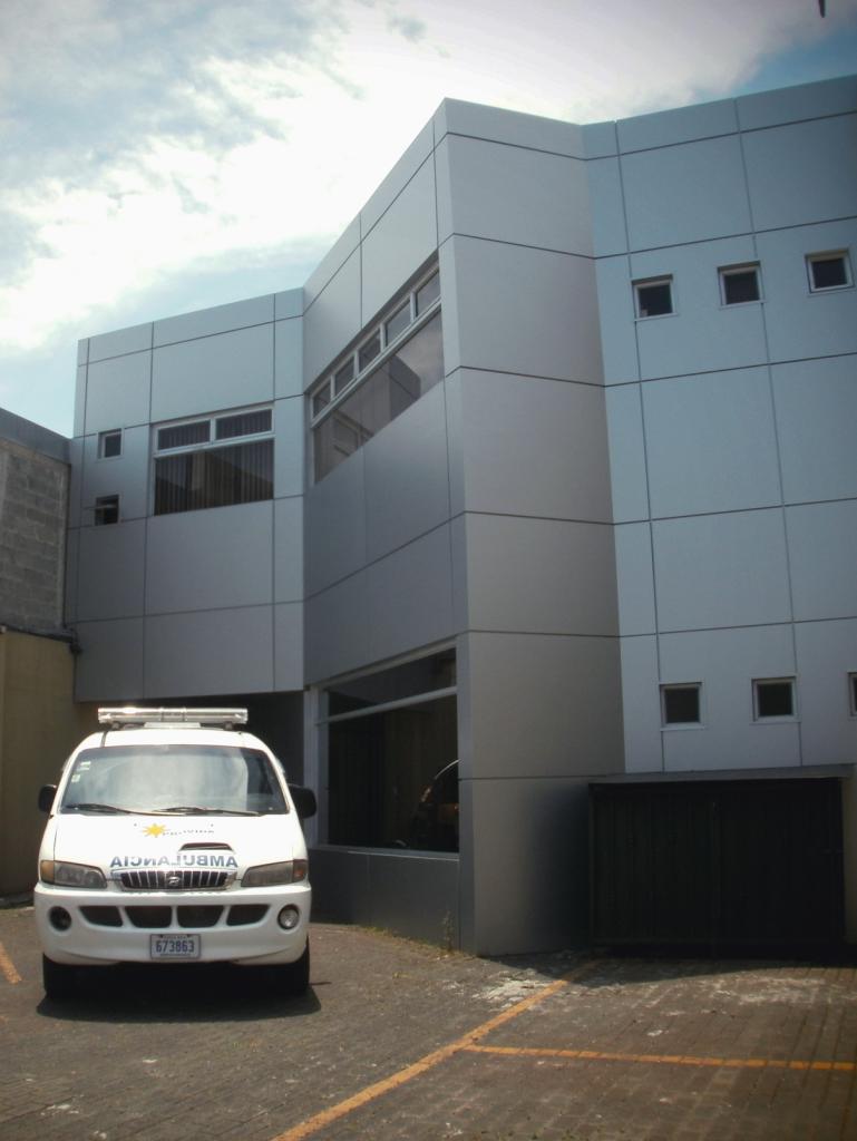 Clínica Imágenes Médicas Dr. Chavarría Estrada - Sede Cartago