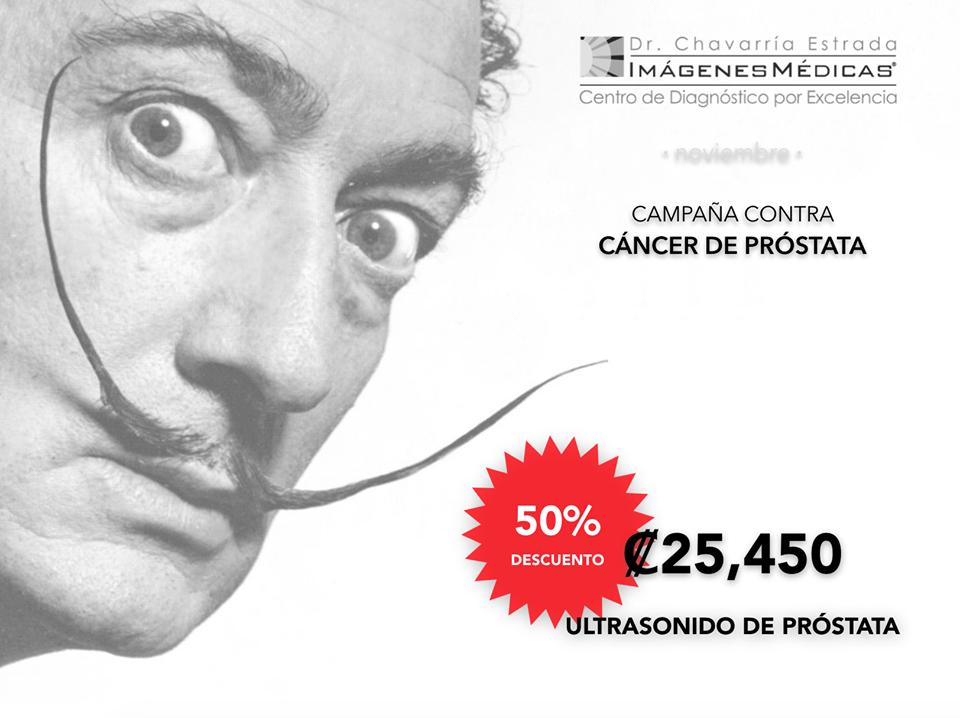 Campaña prostata