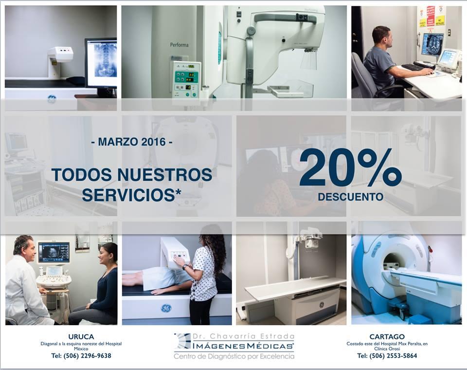 Campaña de salud Marzo 2016